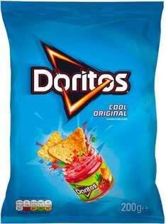 Doritos Cool Original Tortilla Chips (200g) ONLY £1.00 @ Asda