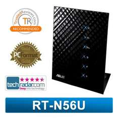ASUS RT-N56U Black Diamond Dual-Band Wireless-N600 Gigabit Router was £55.98 now £39.99 @ EBuyer (£4.98 collect+)