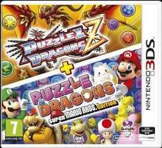 Puzzle & Dragons Z + Puzzle & Dragons Super Mario (Nintendo 3DS) £7.99 (Preowned) £9.99 (New?) Delivered @ Grainger Games