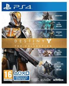 [PS4] Destiny The Collection - £22.85 - SimplyGames