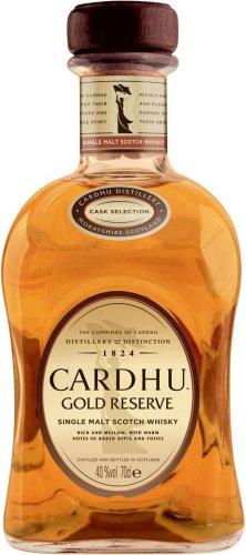 Cardhu Gold Reserve Single Malt (70cl) (ABV 40%) was £42.00 now £25.00 @ Morrisons