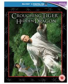 Crouching Tiger, Hidden Dragon (15th Anniversary Edition) [Blu-ray+HDUV] £6 in store @ Fopp (also in £5 for £30 @ Hmv)