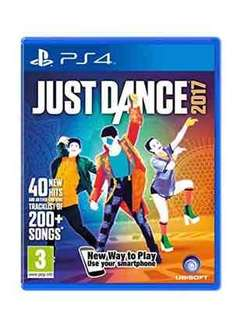 just dance 2017 ps4 £28.99 @ base
