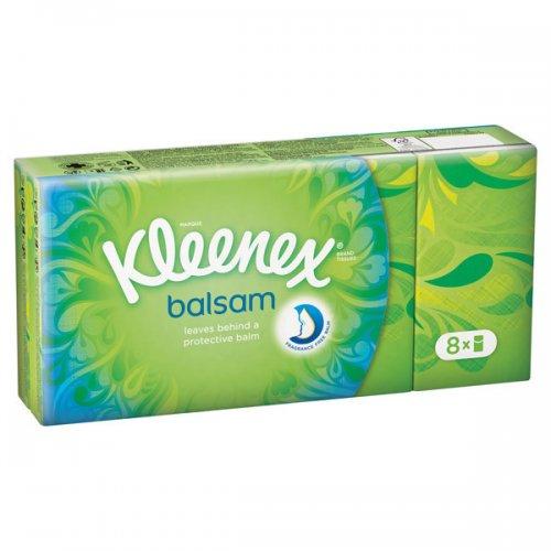 Kleenex Balsam Hanks 8 pack Tissues - £1.00 @ Boots (free C&C)