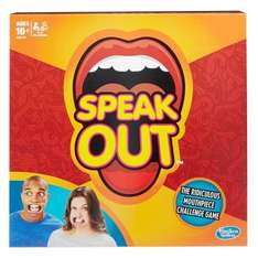 Speak Out - Smyths Pre Order - £19.99 (store collection only)
