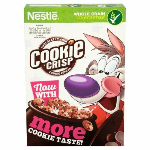 Nestle Cookie Crisp Cereal 375g £1.00 was £2.47 @ Morrisons