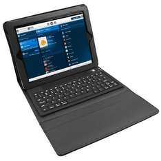 Super Legend Leather Case and Bluetooth Keyboard for iPad 2/3/4 - Black £2 (Prime) @ Amazon
