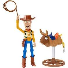 Disney toy story bull riding woody. - half price at Toy Shop for £24.99