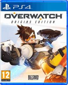 Overwatch: Origins Edition (PS4/XB1) £24.99 @ GAME Instore (Online OOS)