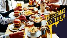 Free Cheese Burgers and Beer @ Byron Covent Garden