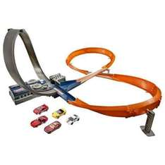Hotwheels Figure 8 Raceway with 6 cars, half price at Tesco Direct - £17.50