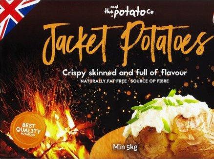 Real Potato Co Seasonal Box ~ 5Kg for £1 at Tesco