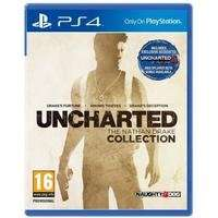Uncharted: The Nathan Drake Collection [NEW] - £23.74 @ Tesco Direct