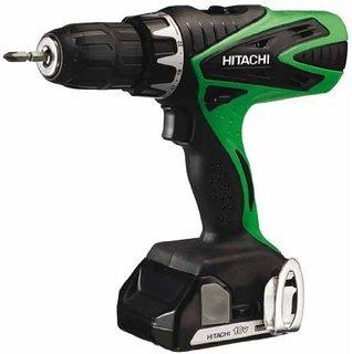 Hitachi cordless combi drill Dv 18DSFL Homebase - Down from £77 to £50