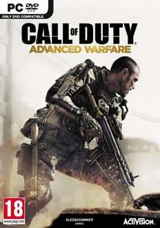 Call of Duty: Advanced Warfare PC (Steam) PC DVD Boxed Version £8.75 Delivered from Ebay (GamesDirectLimited)