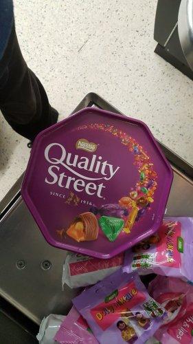 Quality street box, £4 @ Asda