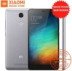 "FLASH SALE ""Band 20"" Xiaomi NOTE 3 5.5 Inch 3GB Octacore, Fingerprint, 4100mAH Battery @ Ali Express/Xiaomi Authorized store"