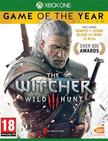 [Xbox One] Witcher 3: GOTY (Using Code 'SMS12') (Zavvi)