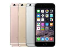 iPhone 6S 32GB, £75 upfront, 3GB of data allowance, unlimited minutes and texts - £26.50 per month @ Mobiles.co.uk [£711 total]