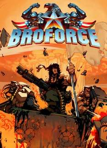 [Steam] Broforce £2.87