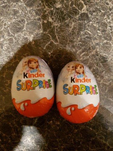 kinder Surprise frozen / Marvel 2 for £1 Morrisons