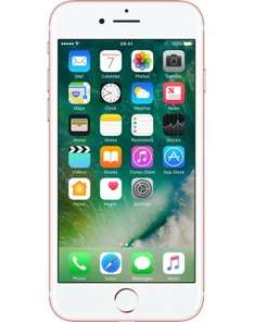 Iphone 7 £698.76 @mobiles.co.uk £25.99 monthly £125 upfront