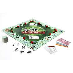 My monopoly game £7.33 @ the entertainer