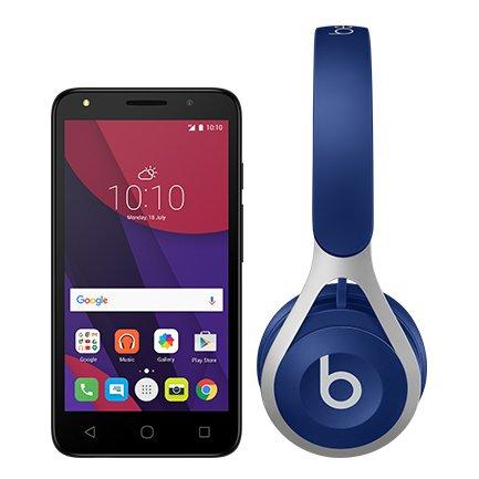 Alcatel Pixi 4 (5) + Beats EP Headphones £99 @ EE