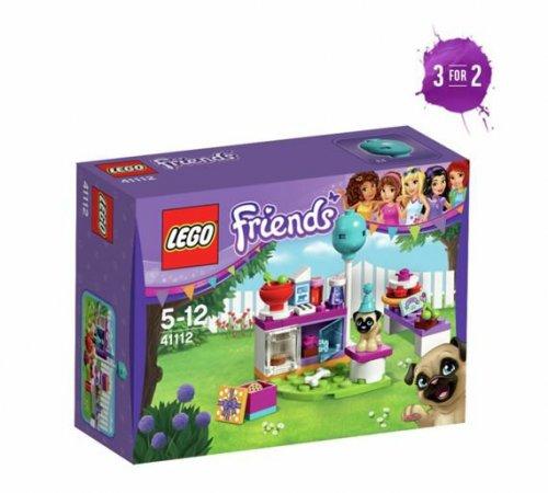 LEGO Friends Party Cakes Playset @ Argos £2.99 (Free C&C)