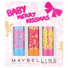 Maybelline Merry Kissmas Gift Set @ Tesco for £3.75 was £7.50 free (C&C)
