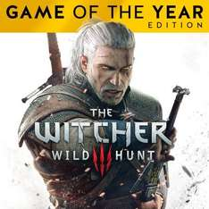 The Witcher 3 GOTY Edition PS4 at PSN Store (£27.99 Non+) PS+ £20.99
