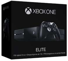 Xbox 1TB Elite Bundle + The Division & £10 Gift Voucher £209.99 @ Argos