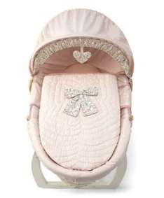Mamas and papas half price moses baskets today only @ m&p from £24.99