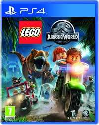 Lego Jurassic World (PS4) @ PSN Store with PS+