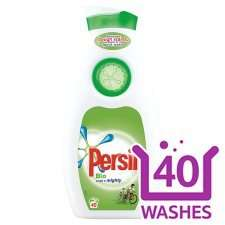 persil bio washing liquid @ tescos for half price £5