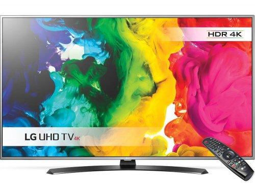 """LG 55UH668V Smart 4k Ultra HD HDR 55"""" LED TV now £599 delivered at Currys"""