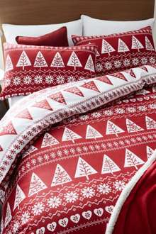 Christmas collection and Christmas bedding sets 20% off and free delivery @ BHS