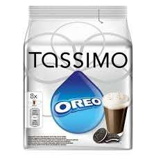 Tassimo Oreo 8pk only 99p @ JTF