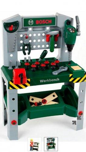 Bosch Workbench with sound...Half Price @ Mothercare - £30