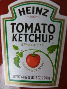 Heinz Tomato Ketchup 1.25l for £1.50 Farmfoods