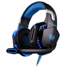 Headphones for PC Gaming - £11.99 (Prime) @ Sold by MindKoo and Fulfilled by Amazon.
