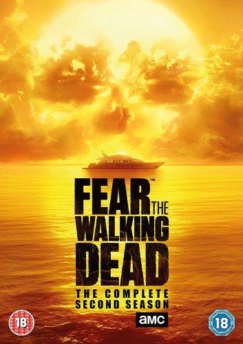 Fear the Walking Dead Season 2 DVD pre-order - £16 Prime / £17.99 Non-Prime @ Amazon
