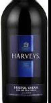 6 x 1litre bottles Harvey's Bristol Cream only £45 Sainsbury's