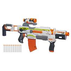 Nerf N-Strike Modulus ECS-10 Blaster reduced to £34.99 - (free C+C) @ The Entertainer