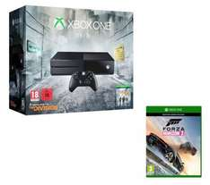 Xbox One 1TB Tom Clancy's The Division & Forza Horizon 3 Bundle  or Gears of War 4  £189.99  Currys
