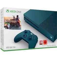 Xbox One S with Battlefield One and Star Wars Battlefront £249 @ Game