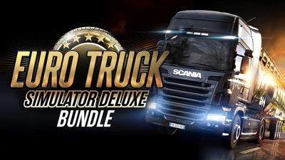 [Steam] Euro Truck Simulator 2 Deluxe Bundle (27 items) £8.75 @ Bundle Stars