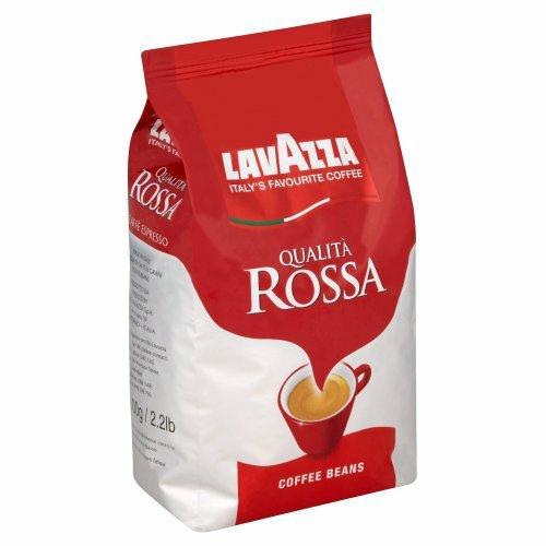 Lavazza Qualita Rossa Coffee Beans 1kg £9.94 Amazon