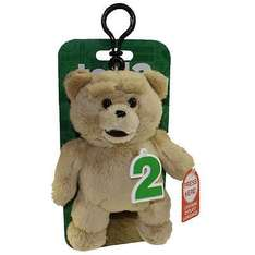 Ted 2 6'' Talking Plush Keychain 99p @ HMV Instore