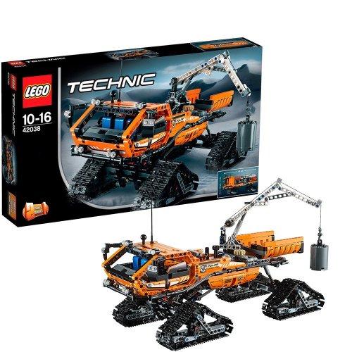 "LEGO 42038 ""Arctic Truck"" - Pre-Order Only £29.99 via Amazon"